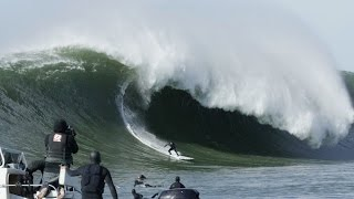 Big, Hollow, Near-Perfect Mavericks from El Niño | Filmers @ Large