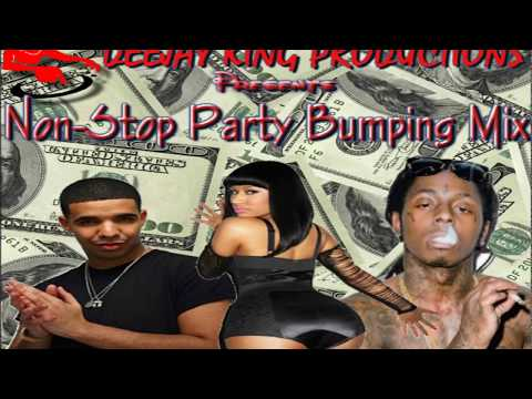 Non-S Party Bumping Mix 2014 (Hip Hop, Rap and R&B)