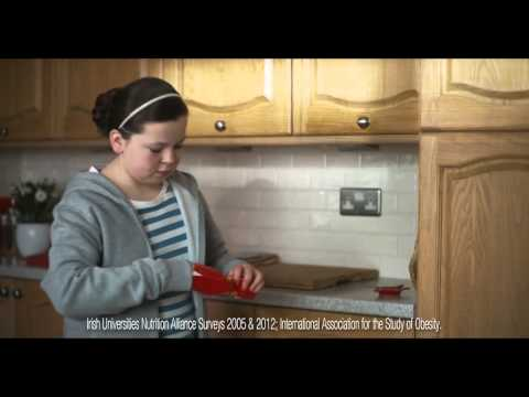 Let's take on Childhood Obesity - TV Ad - Treats