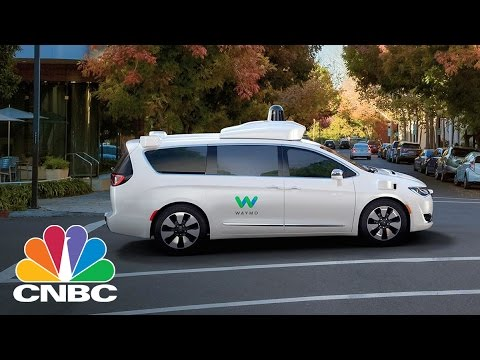 Waymo CEO: A  New Way Forward In Mobility | Squawk Box | CNBC