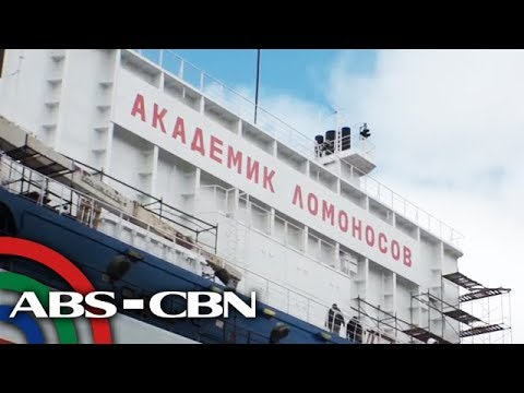 Can Russia's floating nuke power plant help avert energy shortage in Philippines? | ANC