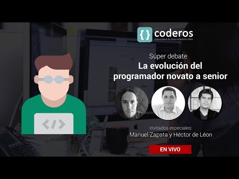 La evolución del programador novato a senior