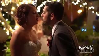Wedding Video - Cafe Cortina, Farmington Hills Michigan - Marisabel and David