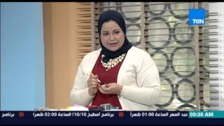 صباح الورد - ديكورات وتزين الكب كيك فى عيد الحب - نوران إبراهيم مصممة ديكور كيك