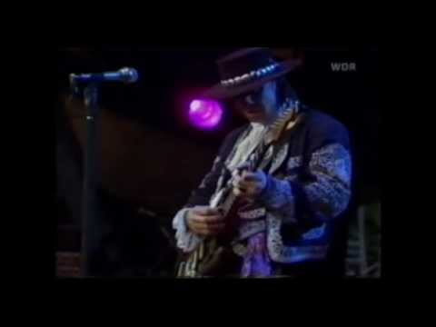 Stevie Ray Vaughan Little Wing  HD High Definition
