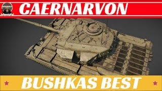 Caernarvon Tier 8 Heavy My Favourite Tanks World of Tanks BLitz