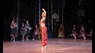 Ballet La Bayadere Nikija-Elena Nikolaeva