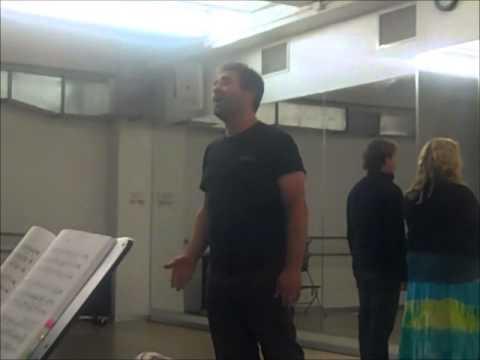 Chelsea Opera rehearsal Season Ten