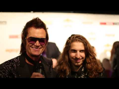 Interview with Glenn Hughes and Andrew Watt (California Breed)