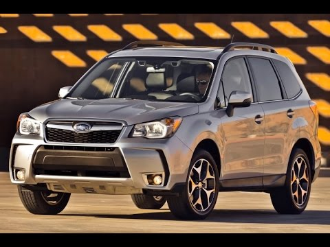 2015 subaru forester start up and review 2 0 l turbo 4 cylinder youtube. Black Bedroom Furniture Sets. Home Design Ideas