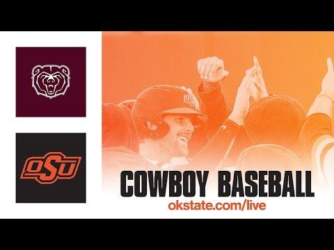 Oklahoma State Baseball vs. Missouri State