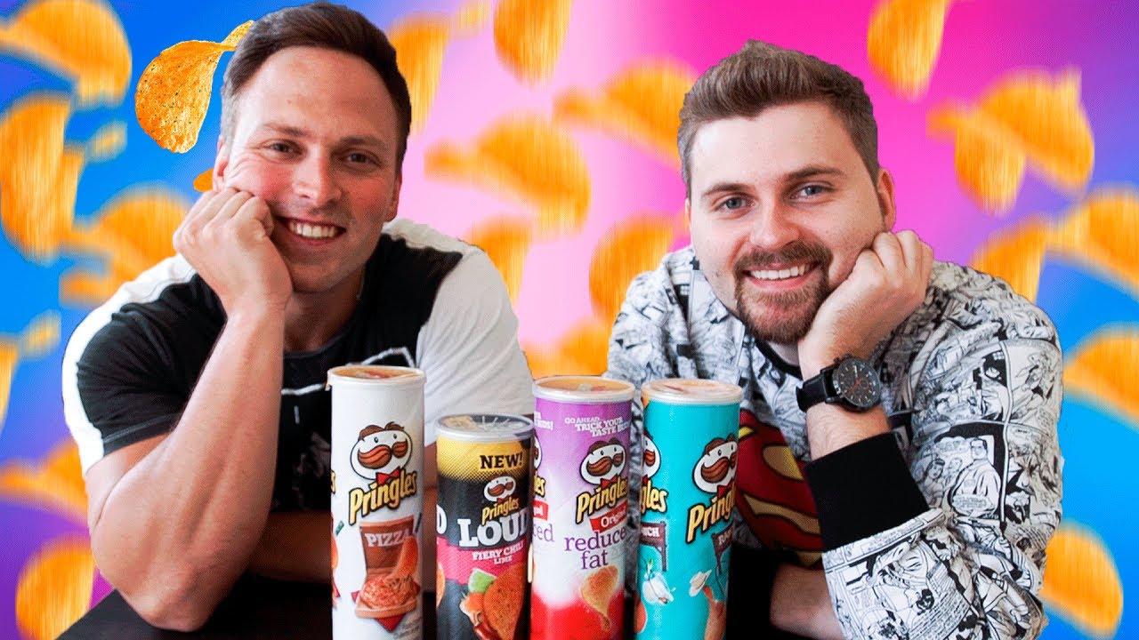 Принглс (англ. Pringles) — торговая марка пшенично-картофельных чипсов, производимых компанией kellogg's (до 5 апреля 2011 года — procter.