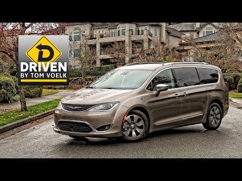 2019 Chrysler Pacifica E Hybrid
