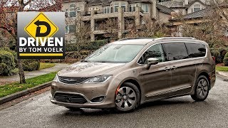 2019 Chrysler Pacifica E Hybrid