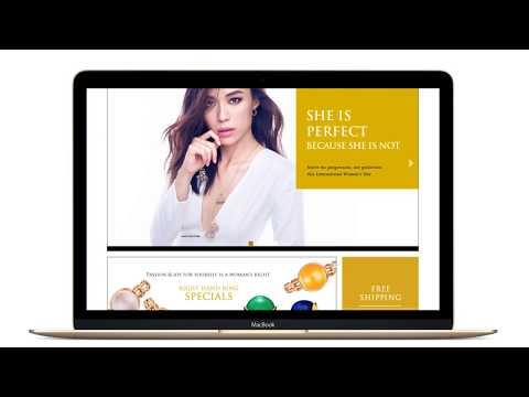 Gold Heart | Monimedia Case Studies