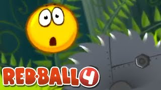 Red Ball 4 - FDG Mobile Games GbR Deep Forest 20-23 Let's save the world! Walkthrough