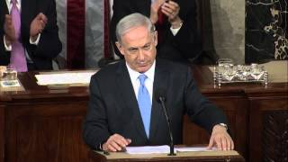 Watch Israeli Prime Minister Benjamin Netanyahu's full speech to Congress