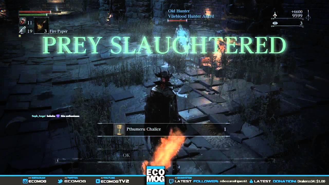 Bloodborne Frustration | Episode 02