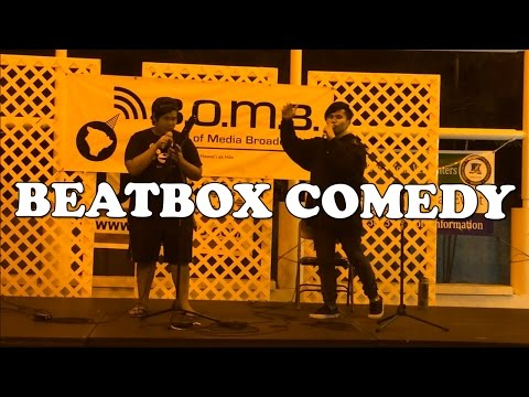 Beatbox Comedy Performance - Live at the University of Hawaii at Hilo