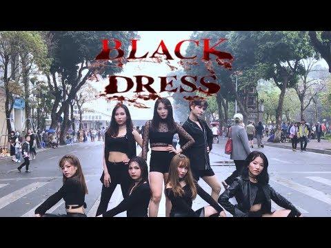 [KPOP IN PUBLIC] CLC (씨엘씨) - BLACK DRESS | Dance cover by VENUS.S