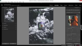 Tutorial Lightroom -preset  Adobe Lightroom