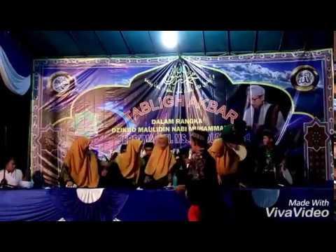 ABDI GUSTI - Burdah (Acara Tabligh Akbar di desa Bangah 2017)