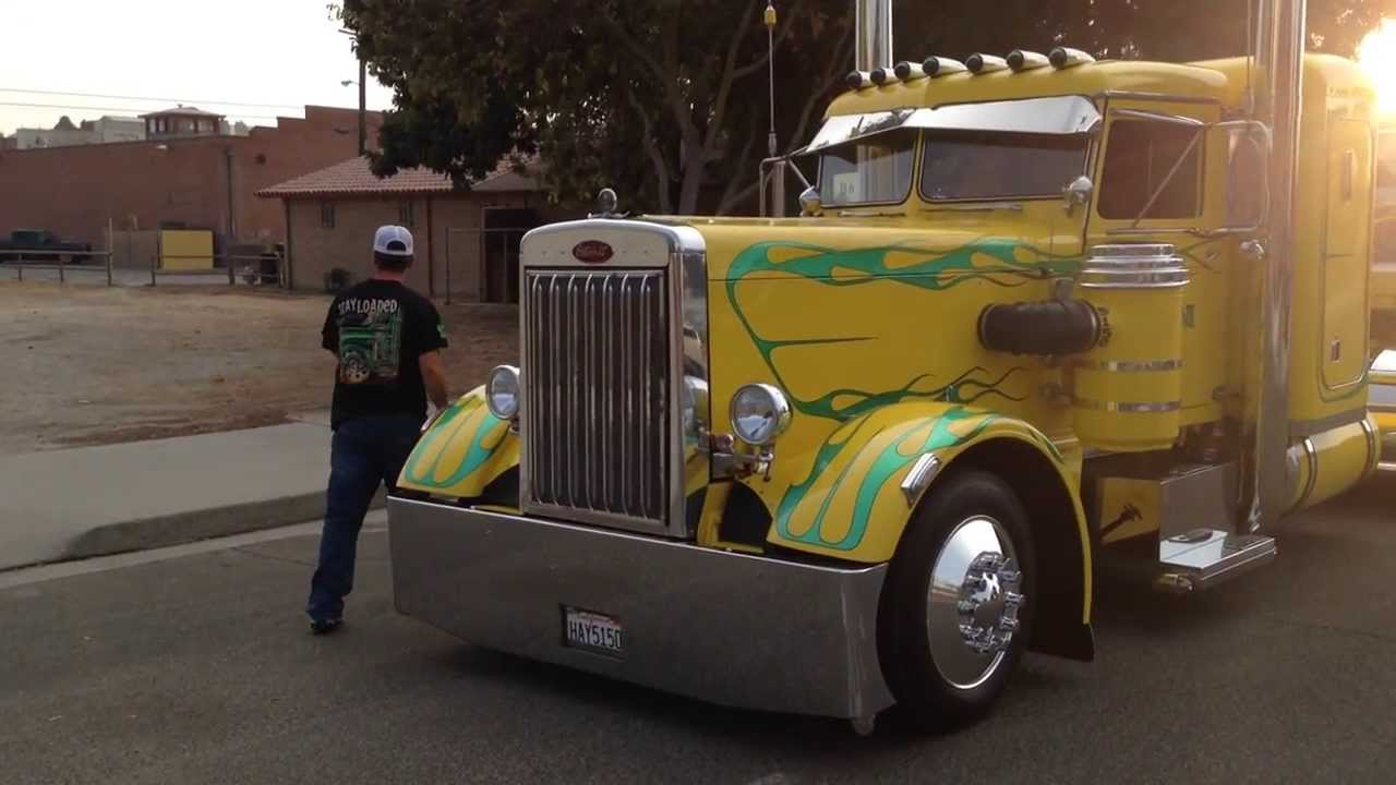 Old peterbilt youtube - Pictures of old peterbilt trucks ...