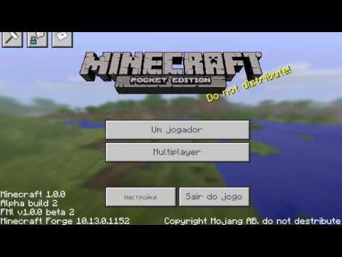 скачать взломанный minecraft pe 14.0 билд 3 #4