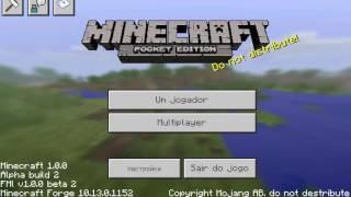 ОБЗОР Minecraft PE 1.0.0  (СЕЙЧАС СКАЧАТЬ)