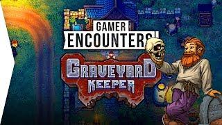 Graveyard Keeper ► Stardew Valley but Dead Things Gameplay! - [Halloween Games Week]