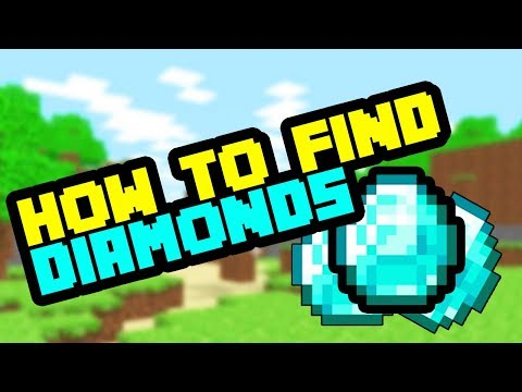 How To Find Diamonds In Minecraft Survival 2020