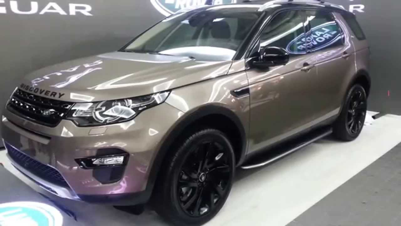 Land Rover Discovery 2015 Lanzamiento Bogot 225 Colombia