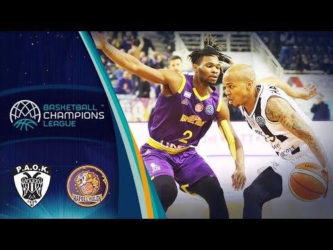 243a61f43 PAOK v UNET Holon boxscore - Basketball Champions League 2018-19 - 8  January - Basketball Champions League 2018-19