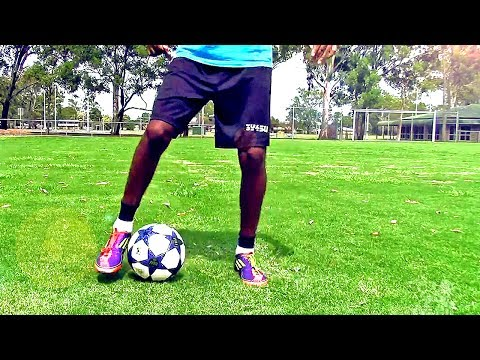 How to Improve Your Ball Control, Dribblings & Soccer Tricks