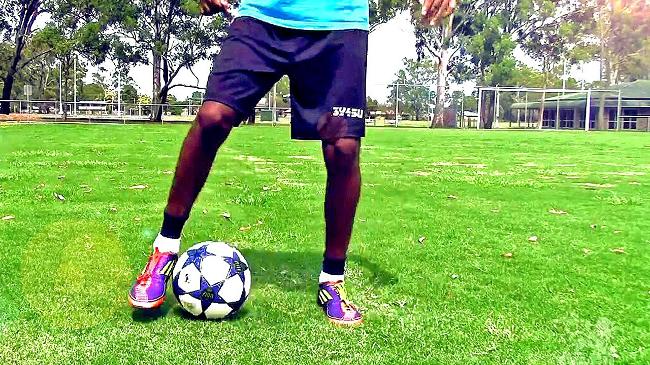 How To Improve Your Ball Control Dribblings Soccer Tricks By Freekickerz Youtube