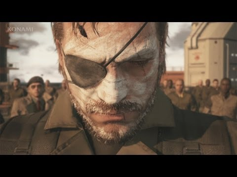 METAL GEAR SOLID V: THE PHANTOM PAIN | E3 2014 Trailer