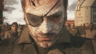 Metal Gear Solid V: The Phantom Pain - Smoking DLC (PC) DIGITAL