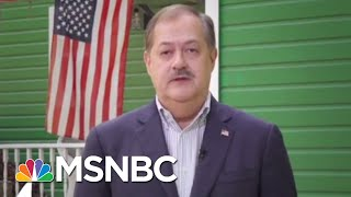 """Don Blankenship Defends """"Chinaperson,"""" Hits """"Cocaine Mitch"""" 