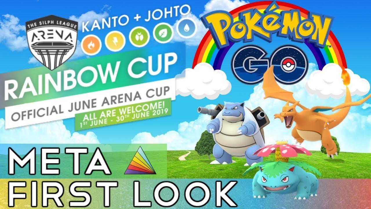 Rainbow Cup Meta –