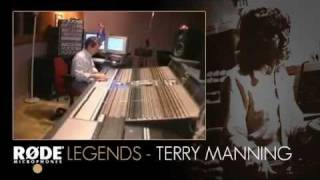 RØDE Legends - Terry Manning