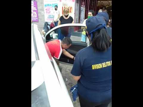 Dos personas fueron detenidas este viernes en Paraná por que transportaba estupefacientes 07