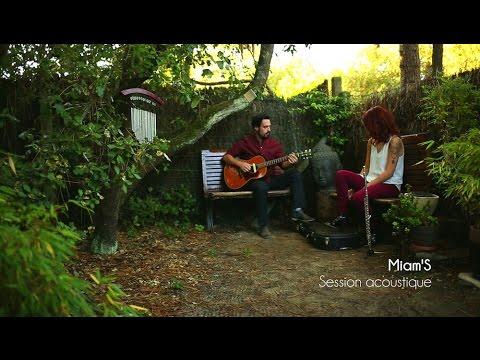 Session acoustique - Miams - Jardin D'hiver (H.Salvador)