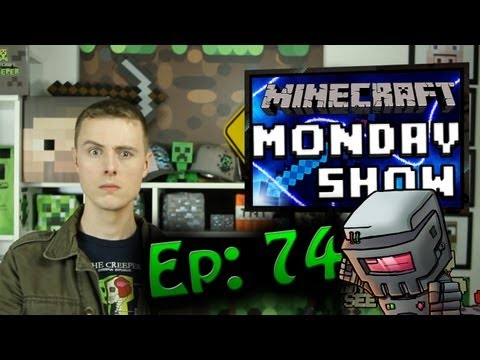 minecon,-news,-community-&-awesome-projects!-minecraft-monday-show:74