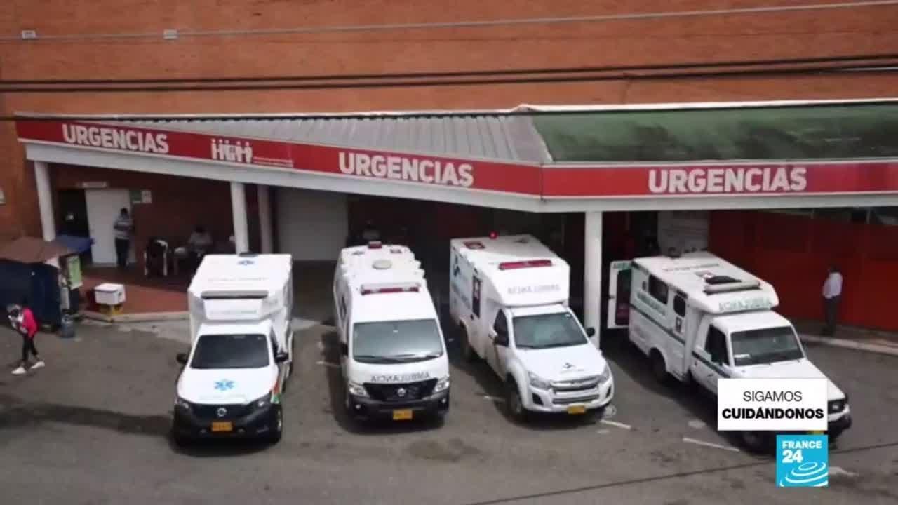 Colombia supera las 70 mil muertes por Covid