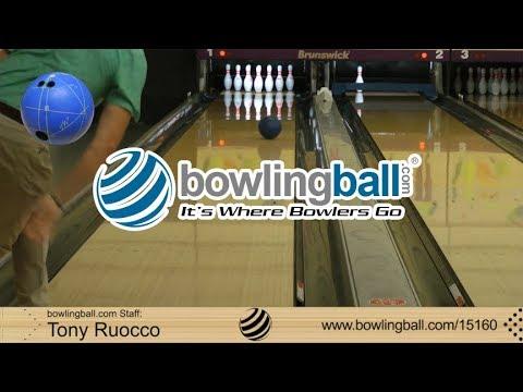 Bowlingball.com Storm Pro-Motion Bowling Ball Reaction Video Review