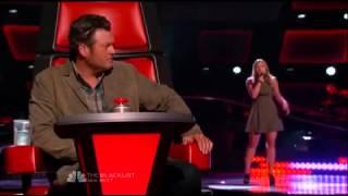 "Fernanda Bosch ""I Try"" The Voice USA Season 7 Episode 5"