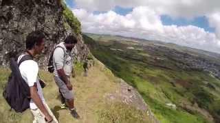 GoPro : Montagne Le Pouce Ile Maurice / Mauritius