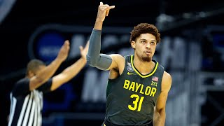 MaCio Teague: 19 points in Baylor's National Championship win