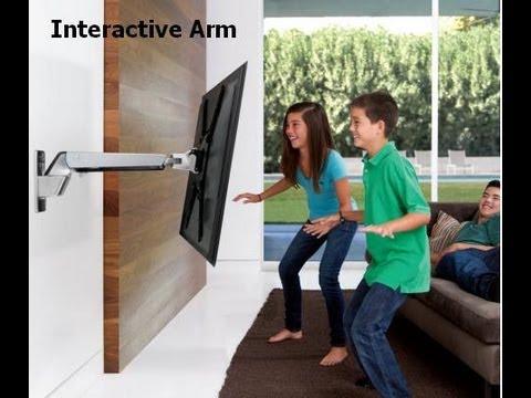 Soportes para pantallas monitores tv LCD LED Brazo