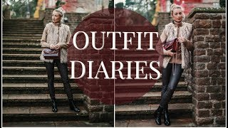 OUTFIT DIARIES // What I Wore & Did This Week  + Personal Shopping at TOPSHOP // Fashion Mumblr